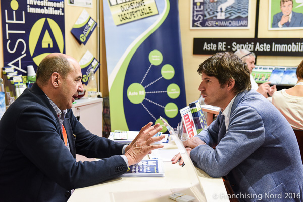 Franchising Nord 2016 Trattative