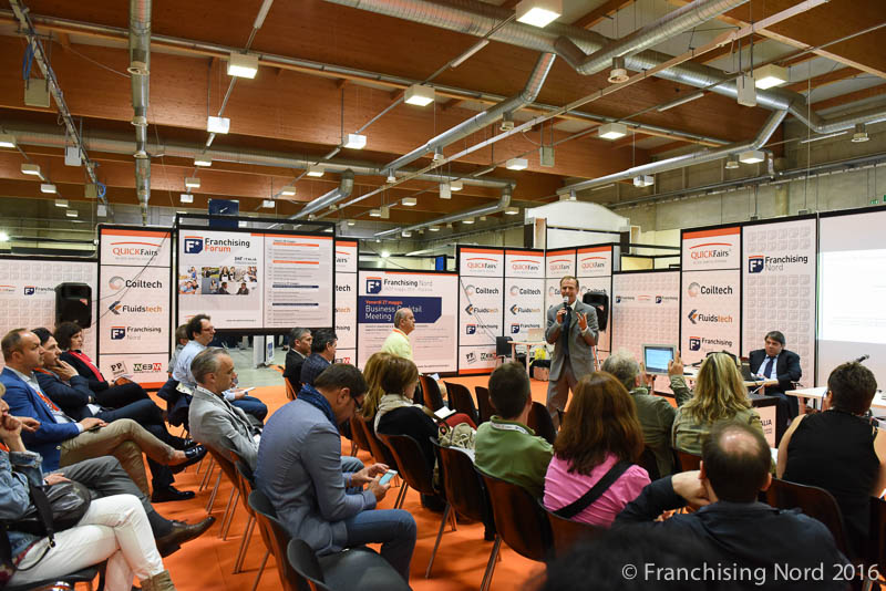 Fiera Franchising Nord 2016 Workshop