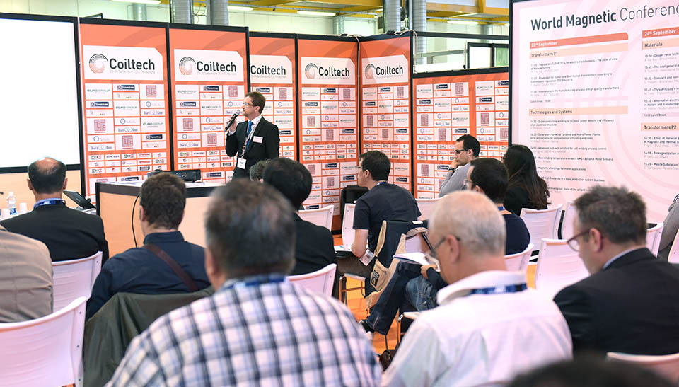 World Magnetic Conference Coiltech 2015
