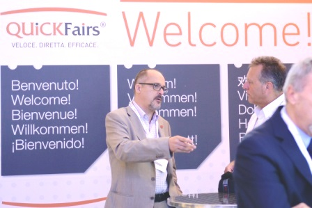 Welcome at QUiCKFairs exhibition