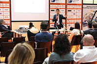 Workshop at QUiCKFairs exhibition Franchising Nord