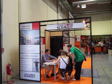 Testimonial espositori edizione 2011 fiera franchising for Cucine schmidt
