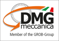 DMG meccanica Srl - Member of GROB Group
