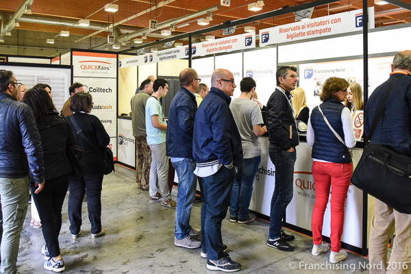 Fiera Franchising Nord 2016