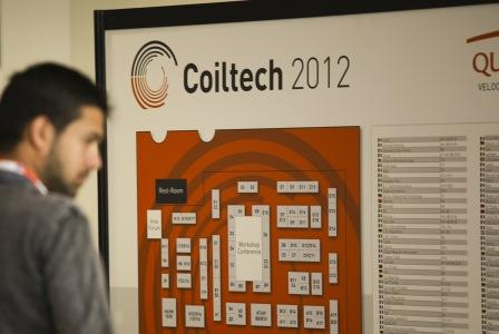 Impressions Coiltech 2012 International Coil&Winding Exhibition